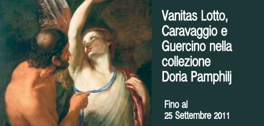 vanitas_lotto_caravaggio_guercino_roma